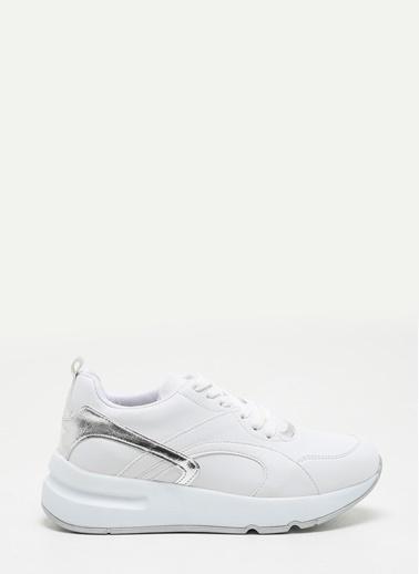 F By Fabrika F By Fabrika Yura Kadın Sneaker Beyaz